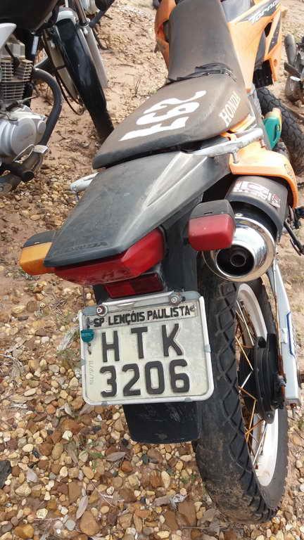 Honda Xr 200 Tornado Eu Amo Leilao