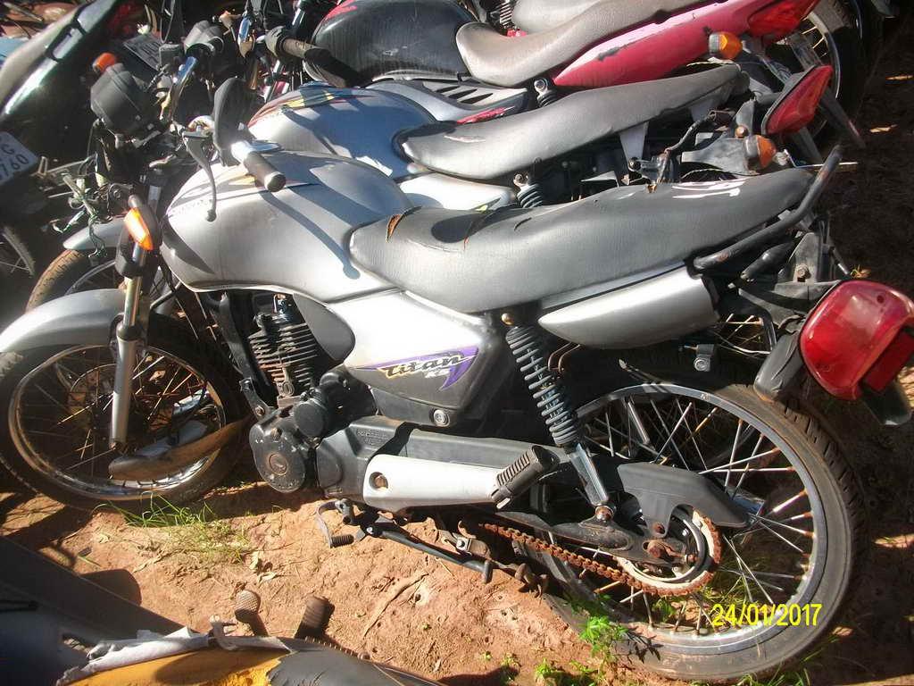 Moto Honda CG 125 FAN ES - 2003 - R$ 4500.0
