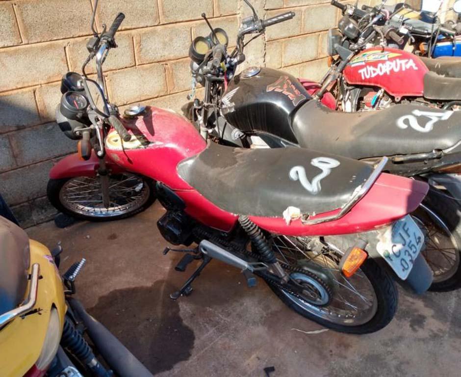 Honda Cg 125 Fan ES 2009/2009 - Salão da Moto - 13212